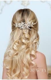 hair comb accessories hair combs topgracia handmade bridesmaid bridal hair accessories