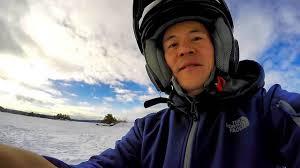 ice fishing at lake nipissing 2016 youtube