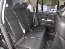 patriot jeep black used 2008 jeep patriot 2 4 cvt limited 4x4 in black black