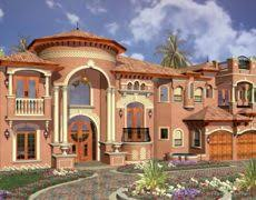 luxury mediterranean home plans mediterranean guest house plans home deco plans