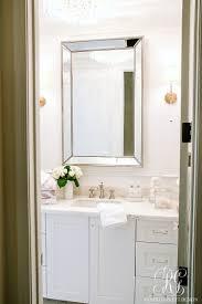 Custom Mirror 5 Stylish Ways To Make Your Bathroom Feel Custom