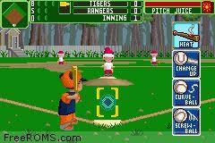 Backyard Baseball Ds Backyard Baseball 2006 Gameboy Advance Rom
