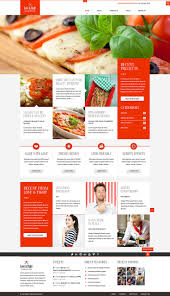 food templates free download logistic website template download free psd and html 5 free website templates