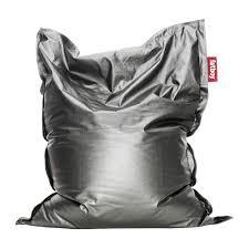 grey bean bag chair buy fatboy original metahlowski bean bag amara