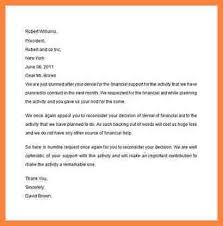 doc 585660 appeal letter u2013 appeal letter template 10 free word