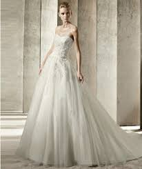 affordable bridal gowns wedding dress pronovias you collection affordable bridal gowns