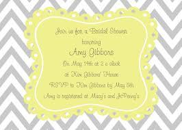 Bridal Shower Invitation Cards Samples Simple Gift Card Wedding Shower Invitation Wording 42 On Wordings
