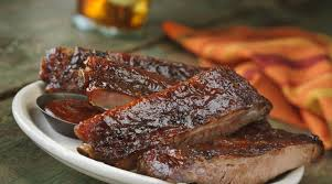 beer glazed beef ribs the splendid table