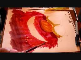 elmo painting elmo painting