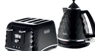 De Longhi Kettle And Toaster Delonghi Kettle And Toaster Black Diamond In Newcastle Under