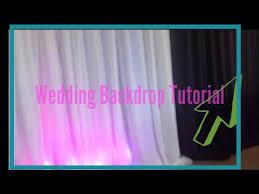 wedding backdrop tutorial d i y wedding backdrop tutorial how to cover walls for