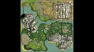True Size World Map by How Big Is The Gta Sa Map Compared To True Crime Streets Of La Map