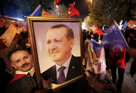 outside party turkey u0027s ruling party sweeps back to majority in parliament the