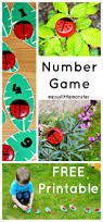 learn to count ladybird craft messy little monster