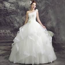 wedding dress korean new 2017 korean fashion toga style wedding dress fashion