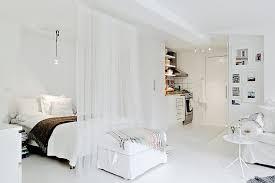 separation chambre salon comment créer une chambre dans le séjour