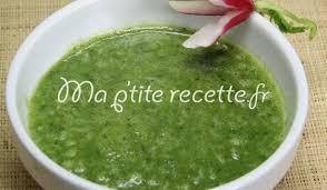 cuisiner des fanes de radis velouté aux fanes de radis au cerfeuil recette soupe radis