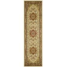 Safavieh Lyndhurst Collection Safavieh Lyndhurst Traditional Oriental Ivory Rust Area Rug 8 U0027 X
