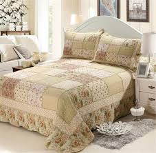 Patchwork Comforter Com Buy 2015 Home Textile Retro Bedspread Patchwork Grids Cute