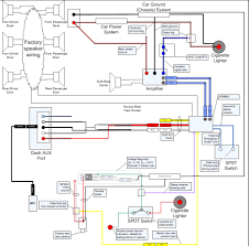car stereo system wiring diagram car wiring diagrams