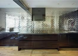 mirror tile backsplash kitchen creative ideas mirror tile backsplash kitchen backsplashes