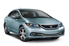 2013 honda civic hybrid overview cars com
