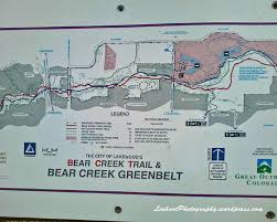 Cardinal Greenway Map July 2013 Linhart Photography