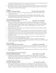 sle resume for business analyst role in sdlc phases system sle resume for business analyst in australia 28 images