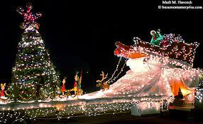 christmas light parade floats photojournalism lumberton christmas parade