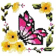 butterfly1 cross stitch butterfly machine embroidery design