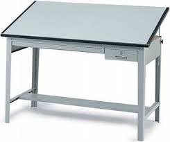 Drafting Table With Computer Drafting Tables Drafting Table Adjustable Drafting Table