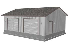 Garage Blueprint G438 Jess Knapp 24 X 32 X 10 Garage Rv Garage Plans