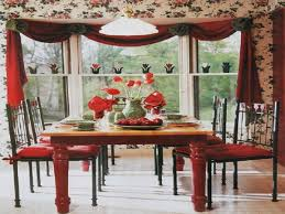 window treatment ideas breakfast nook bay window treatment ideas