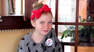 hilde trading spaces 9 year old reporter hilde lysiak answers her critics u0027is that