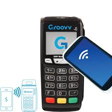 amazon com groovv terminal one credit card processing terminal