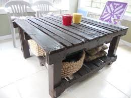 Grey Wood Coffee Table 5 Reclaimed Pallet Wood Coffee Tables The Alternative Consumer