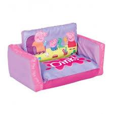 canapé convertible enfant canapé lit enfants peppa pig cevad