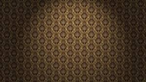 Wallpaper That Looks Like Wood by Pattern Is Also Very Evident On Both The Floor And The Wallpaper