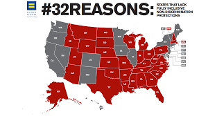 Marriage Equality Map World by Map How Many States Still Lack Clear Non Discrimination