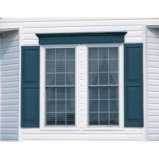 builders edge 15 in x 48 in beauteous home depot exterior shutters