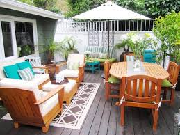 Outdoor Wooden Chairs Bathroom Outdoor Wicker Lounge Sofa With Cushions And Unique