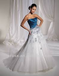 two color wedding dress wedding dresses two color wedding dresses