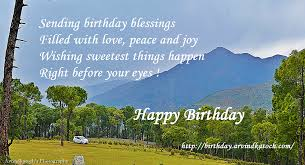 true picture hd birthday cards for sending blessing with