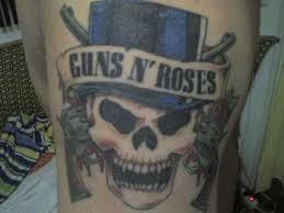n roses tattoo