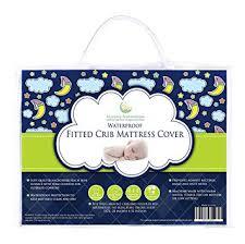 Best Crib Mattress Pad 1 Best Crib Mattress Pad Waterproof Silky Soft