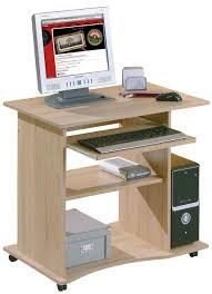 bureau informatique en bois bureau informatique bois prix bas