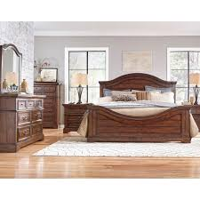 American Woodcrafter American Woodcrafters Stonebrook Panel Bed Walmart Com
