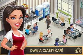 cafe apk my cafe recipes stories apk v2018 2 2 mod money apkdlmod