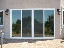 Sliding Doors Patio Glass 96 X 80 Sliding Patio Door Milgard Windows U0026 Doors 96 In X 80 In