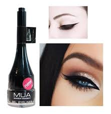 Makeup Mua mua gel eyeliner underground mua makeup academy black gel eye